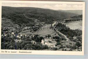 AK / Ansichtskarte Orb Bad Kinderheilanstalt Kat. Bad Orb