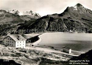 AK / Ansichtskarte Silvretta Alpengasthof Piz Buin  Kat. Silvretta