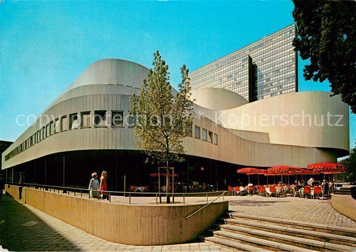 AK / Ansichtskarte Duesseldorf Schauspielhaus Kat. Duesseldorf