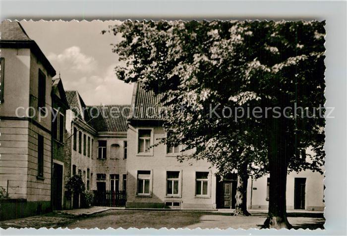 AK / Ansichtskarte Kaiserwerth Stiftsplatz Kat. Duesseldorf