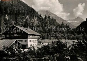 AK / Ansichtskarte Hintersteinertal Giebelhaus Kat. Oesterreich