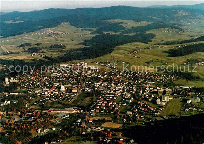 AK / Ansichtskarte Freyung Fliegeraufnahme Fliegeraufnahme Kat. Freyung