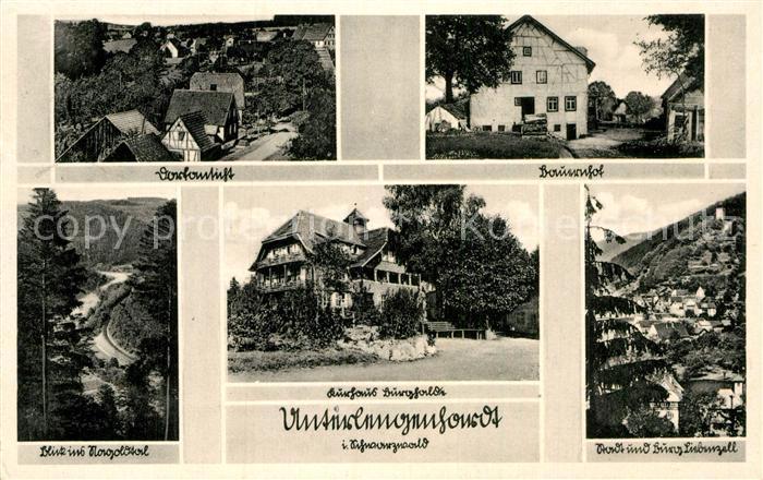 AK / Ansichtskarte Bad Liebenzell Sonnhof Gesamtansicht Panorama  Kat. Bad Liebenzell