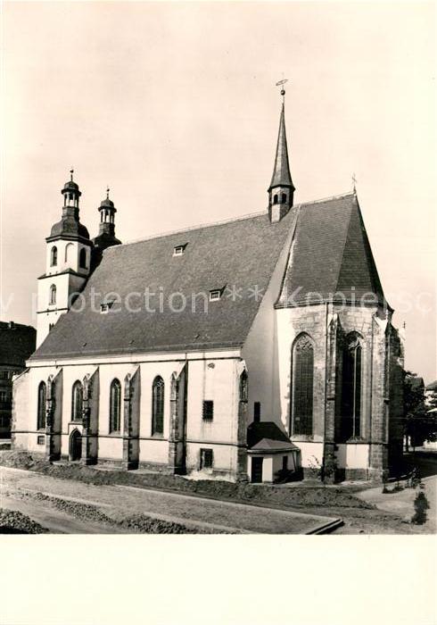 AK / Ansichtskarte Pegau St. Laurentiuskirche Kat. Pegau
