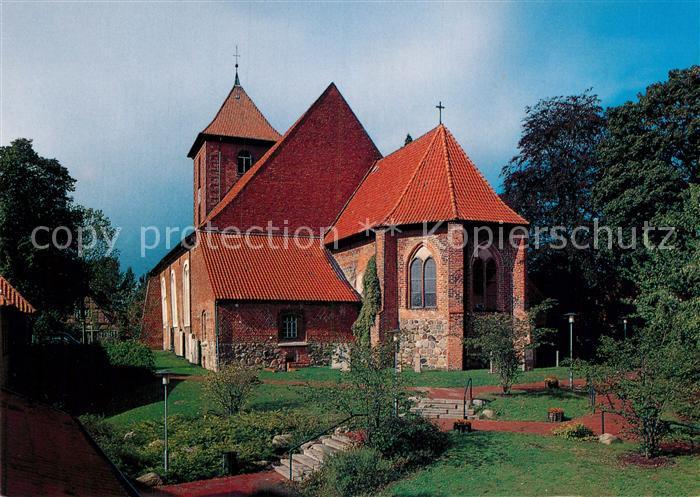AK / Ansichtskarte Preetz Holstein Stadtkirche Kat. Preetz