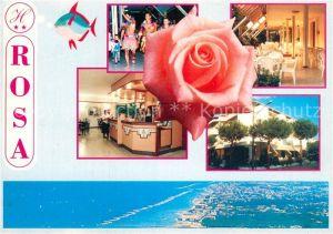 AK / Ansichtskarte Gatteo A Mare Hotel Rosa  Kat. Italien