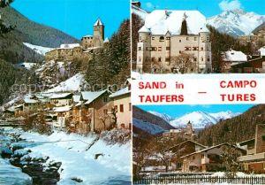 AK / Ansichtskarte Sand Taufers Campo Tures