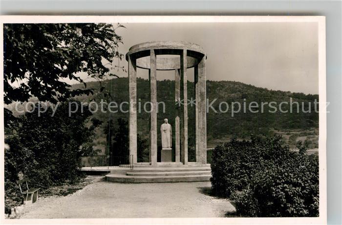 AK / Ansichtskarte Nassau Lahn Denkmal Freiherr vom und zum Stein Kat. Nassau