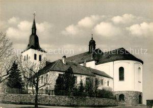 AK / Ansichtskarte Bleialf Katholische Pfarrkirche  Kat. Bleialf