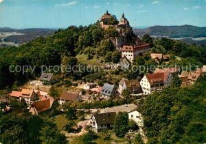 AK / Ansichtskarte Hohenstein Kirchensittenbach Burg Hohenstein Kat. Kirchensittenbach