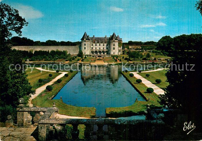 AK / Ansichtskarte Saint Porchaire Chateau del la Roche Courbon Kat. Saint Porchaire
