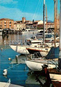 AK / Ansichtskarte Desenzano Lago di Garda Porto Kat. Desenzano del Garda