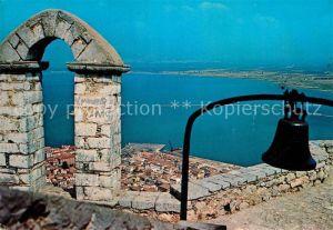 AK / Ansichtskarte Nauplia Nauplion Blick aufs Meer Kat. Nafplio