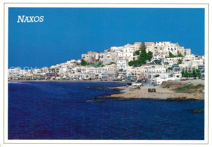 AK / Ansichtskarte Naxos Partie am Meer Kat. Naxos
