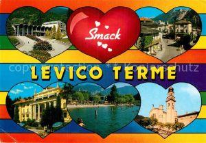 AK / Ansichtskarte Levico Terme Valsugana Kat. Italien