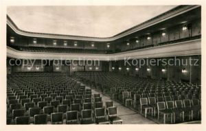 AK / Ansichtskarte Leuna Leuna Werke Walter Ulbricht Feierabendhaus Grosser Theatersaal Kat. Leuna