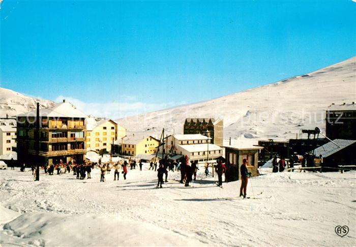 AK / Ansichtskarte Valls d Andorra Pas de la Casa