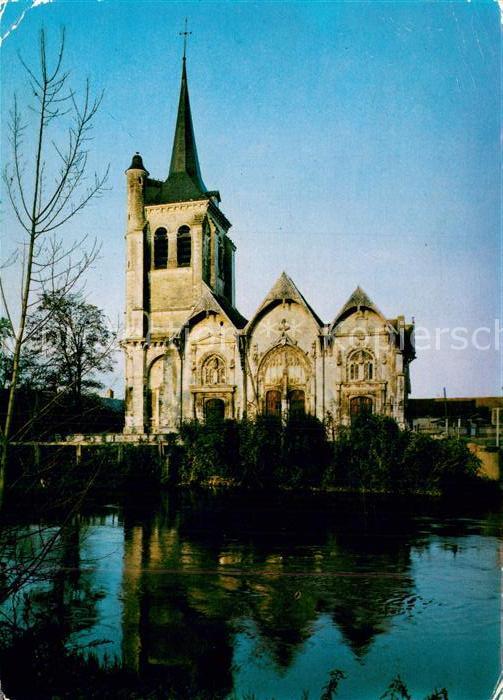 AK / Ansichtskarte Aube Moselle Eglise Kat. Aube