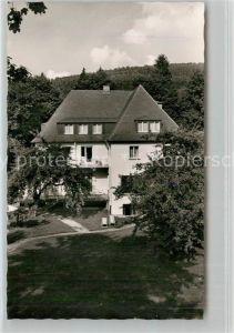 AK / Ansichtskarte Orb Bad Haus Ramek Kat. Bad Orb