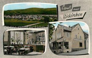 AK / Ansichtskarte Biskirchen Gasthaus Willi Schmidt Kat. Leun