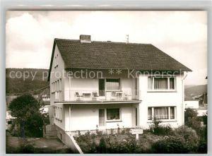 AK / Ansichtskarte Orb Bad Haus Wallner Kat. Bad Orb