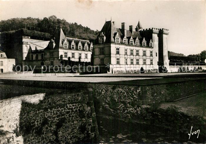 AK / Ansichtskarte Villandry Chateau Schloss Kat. Villandry