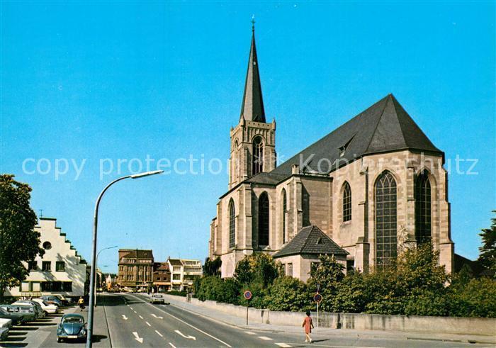 AK / Ansichtskarte Euskirchen Herz Jesu Kirche Kat. Euskirchen