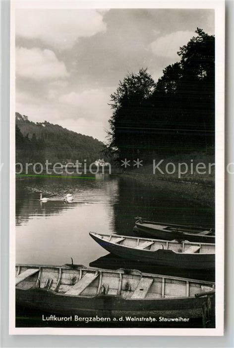 6748 bad bergzabern am stauweiher 1953 nr 339627752 oldthing ansichtskarten deutschland. Black Bedroom Furniture Sets. Home Design Ideas