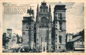 AK / Ansichtskarte Rodez Cathedrale Kat. Rodez