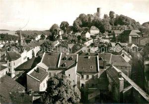 AK / Ansichtskarte Bad Lobenstein Thueringen Blick vom Kirchturm Kat. Bad Lobenstein