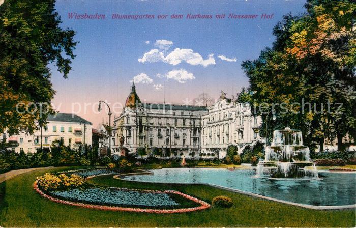 Hotel Park Wiesbaden Ak