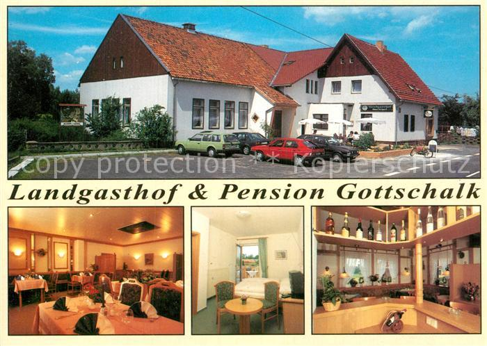 AK / Ansichtskarte Klein Leine Gasthof Pension Gottschalk Kat. Maerkische Heide