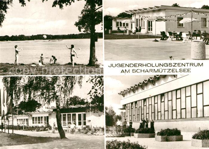 AK / Ansichtskarte Wendisch Rietz Jugenderholungszentrum am Scharmuetzelsee Kat. Wendisch Rietz