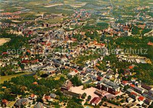 AK / Ansichtskarte Bad Oldesloe Fliegeraufnahme Kat. Bad Oldesloe