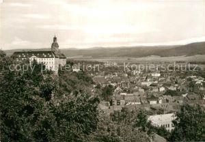 AK / Ansichtskarte Rudolstadt Blick vom Hain Kat. Rudolstadt