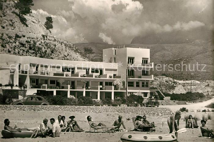 AK / Ansichtskarte Benidorm Apartamentos Casa Bahia  Kat. Costa Blanca Spanien