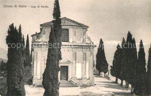 AK / Ansichtskarte Gaino Chiesa Kirche