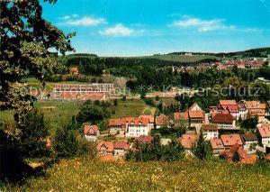 AK / Ansichtskarte St Andreasberg Harz Blick vom Glockenberg Kat. Sankt Andreasberg