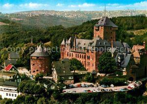 AK / Ansichtskarte Remscheid Schloss Burg an der Wupper Wahrzeichen des Bergischen Landes Kat. Remscheid