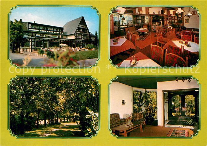 AK / Ansichtskarte Bad Laer Hotel Restaurant Lindenhof Kat. Bad Laer