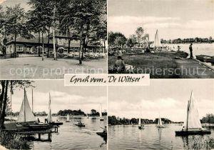 AK / Ansichtskarte Kaldenkirchen Rheinland Strandlokal De Wittsee  Kat. Nettetal