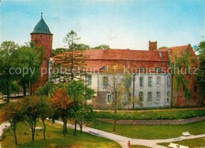 AK / Ansichtskarte Swidwin Schloss Kat. Schivelbein Pommern