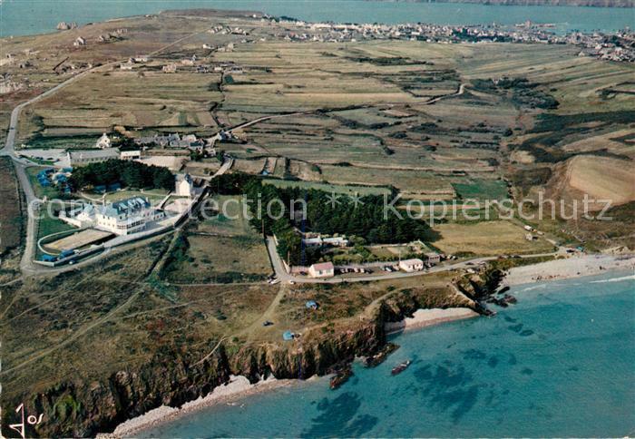 AK / Ansichtskarte Camaret sur Mer Fliegeraufnahme Kat. Camaret sur Mer