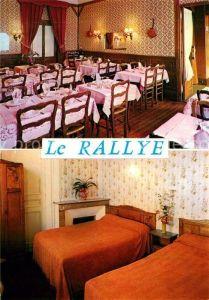 AK / Ansichtskarte Lisieux Le Rallye Hotel Bar Restaurant Kat. Lisieux