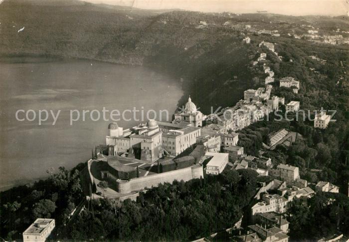 AK / Ansichtskarte Castel Gandolfo Fliegeraufnahme