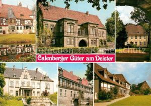 AK / Ansichtskarte Calenberg Gueter am Deister Kat. Warburg
