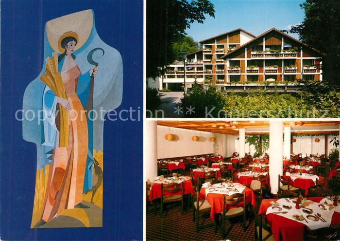 AK / Ansichtskarte Bad Faulenbach Sanatorium Norburga Kat. Fuessen