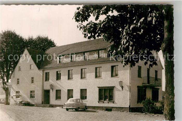 AK / Ansichtskarte Allendorf Sauerland Gasthaus Kat. Sundern (Sauerland)