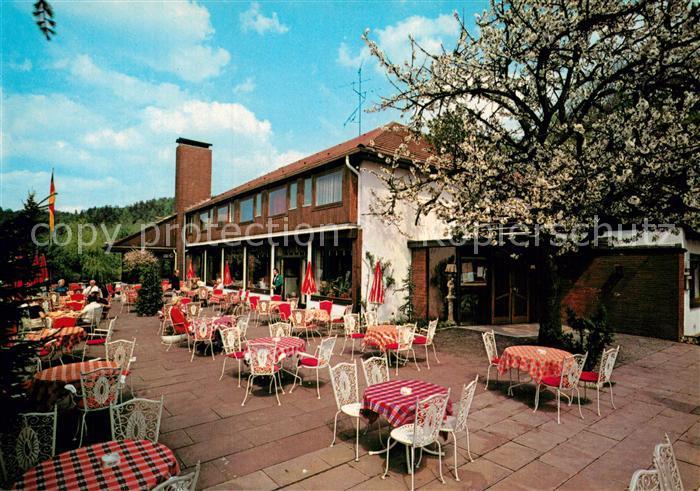 AK / Ansichtskarte Hattingen Ruhr Hotel Pax Kat. Hattingen