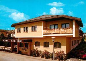 AK / Ansichtskarte Moerbisch See Hotel Steiner  Kat. Moerbisch am See